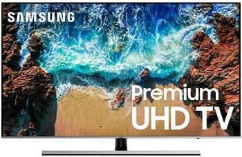TV Samsung NU8005 UHD