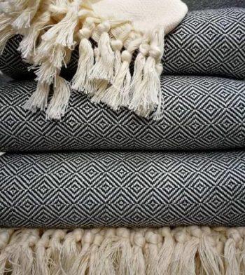 throw, throw rug, cotton, blanket, Turkish throw,