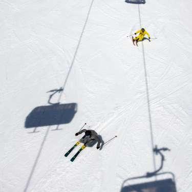 Fun&Snow Ski Lesson - Rythm Training