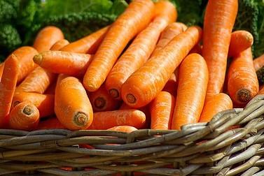carrot for skin whitening