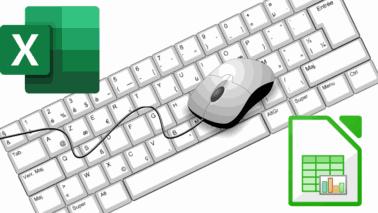 Read more about the article 15 raccourcis clavier et souris hyper efficaces pour Excel et Calc