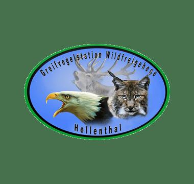 Logo Greifvogelstation Hellenthal