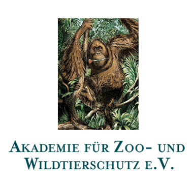 Logo Akademie für Zoo- und Wildtierschutz e.V.