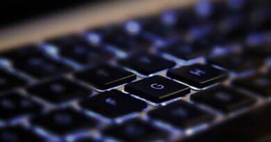 travessão no teclado