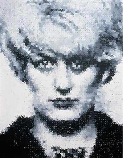 Myra – Marcus Harvey, 1995 controversial art