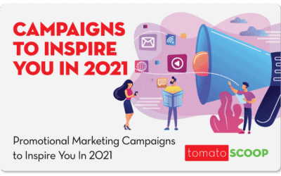 Promotional Marketing Campaigns to Inspire You In 2021