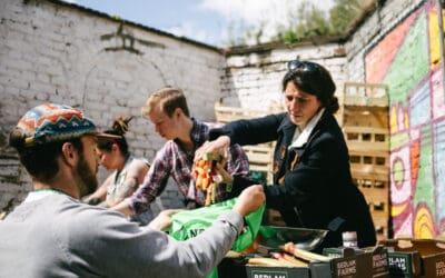 10 Reasons to Join Kentish Town Vegbox  (OR another local organic vegbox scheme)