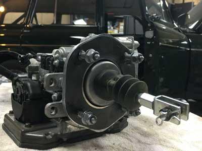 iBooster brake input stroke