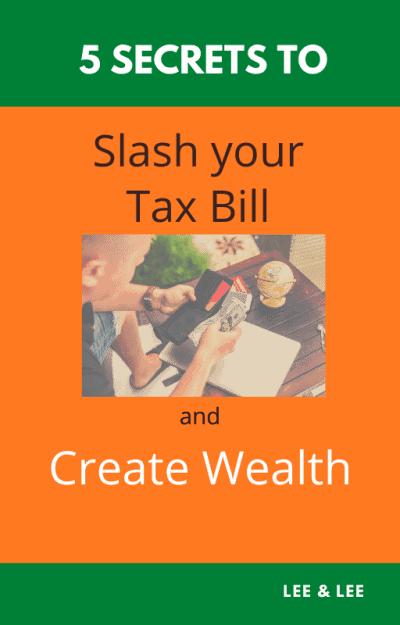 Secrets Tax Report Writing