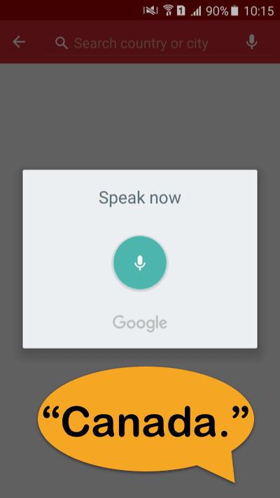 speech-search