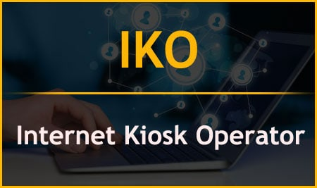 IKO -Internet Kiosk Operato