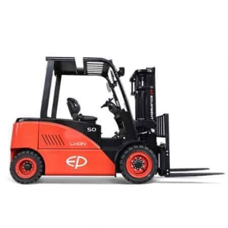 CPD45/50F8 – 4 Wheel Electric