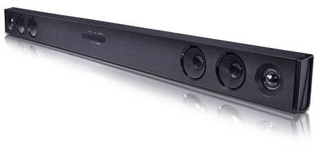 Barra de sonido LG SJ3