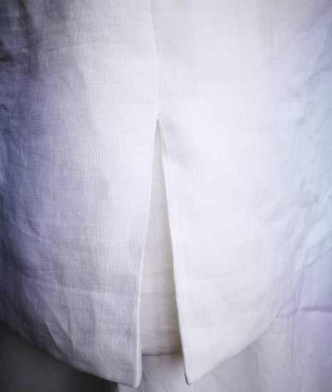 French Linen, french linen valance, linen valance white linen valance