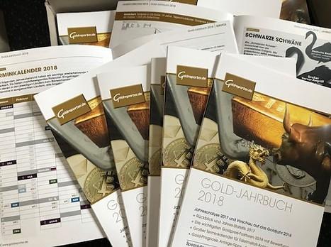 Gold-Jahrbuch 2018