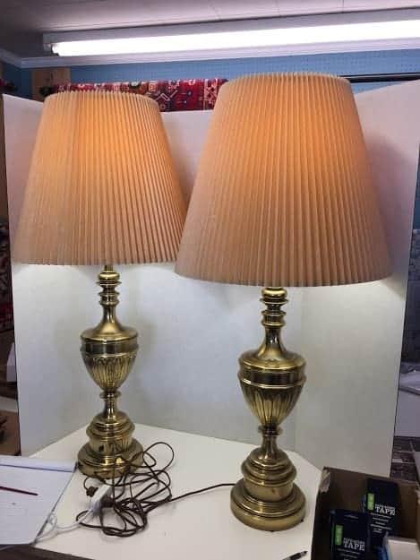 Stiffel Lamps Value?