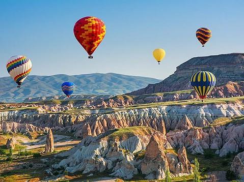 circuit cappadocia, circuit turcia