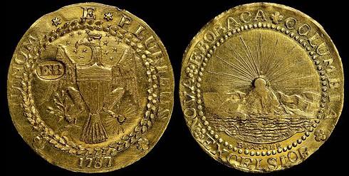 Goldmünze, USA, Washington