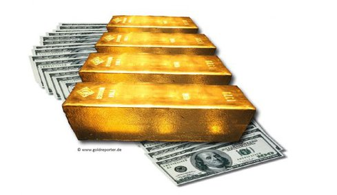 Gold, Goldbarren, Goldpreis (Foto: Goldreporter)