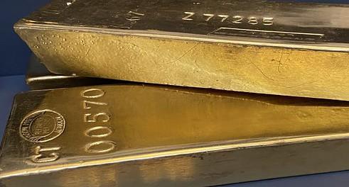 Gold, Goldpreis, Goldbarren (Foto: Goldreporter)
