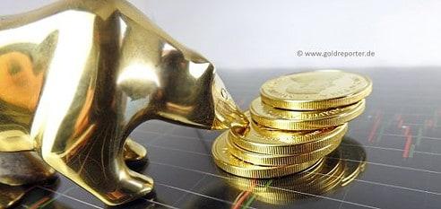 Gold, Goldpreis, Crash (Foto: Goldreporter)