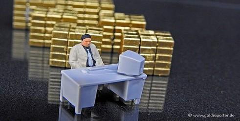 Gold, Futures, US-Terminmarkt (Foto: Goldreporter)