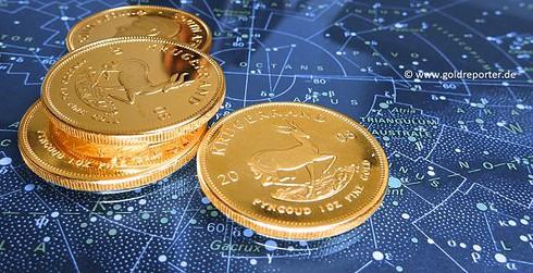Goldpreis, Gold, Sterne (Foto: Goldreporter)