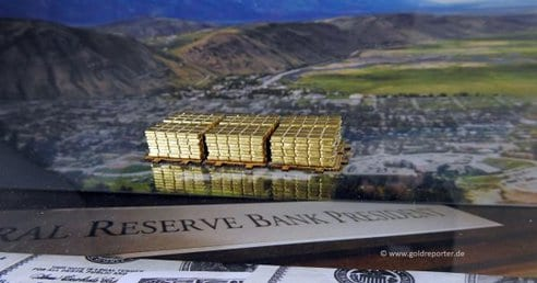 Gold, Goldpreis, Jackson Hole (Foto: Goldreporter)