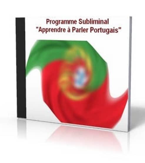CD subliminal parlez portugais en 30 jours