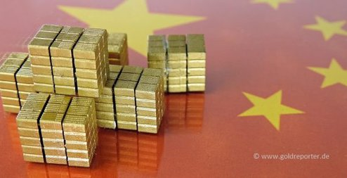 Gold, Falschgold, gefälscht (Foto: Goldreporter)