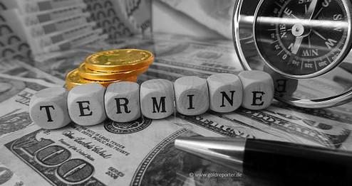 Gold, Goldpreis, Termine (Foto: Goldreporter)