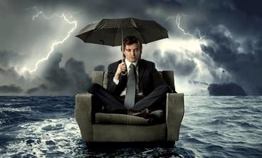 Krisengewitter: Foto: Olly - Fotolia