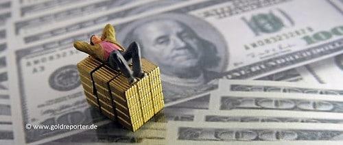 Gold, Investment (Foto: Goldreporter)