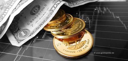 Gold, Goldpreis, Dollar (Foto: Goldreporter)