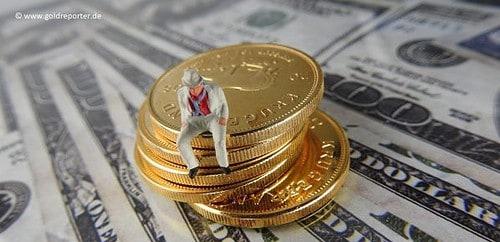 Gold, Goldpreis, Geldmenge (Foto: Goldreporter)