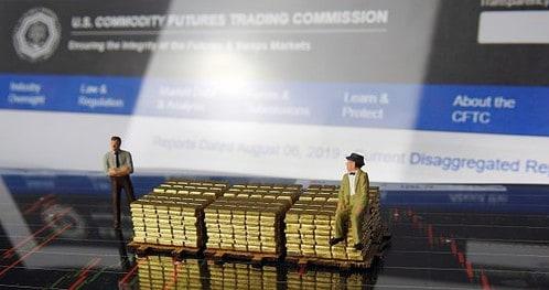 Gold, Goldpreis, COMEX (Foto: Goldreporter)