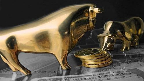 Gold, Goldpreis, Prognose, Banken (Foto: Goldreporter)