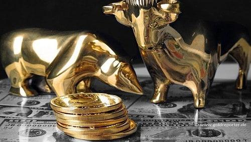 Gold, Goldpreis, Bulle, Bär (Foto: Goldreporter)