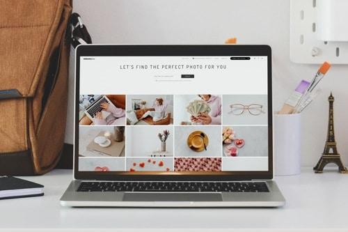 Gratis stockfoto websites - kaboompics - rechten vrije foto's voor je website