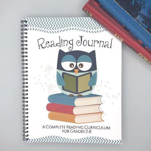 STUDENT READING JOURNAL - FULL READING CURRICULUM