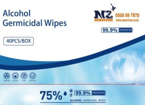 Germicidal Wipes