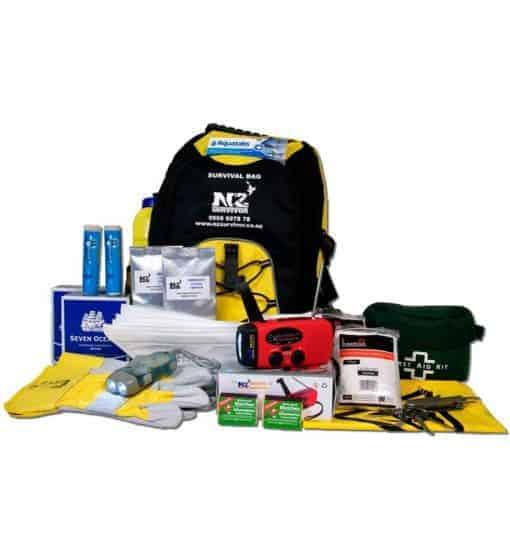 2 Person Emergency Survival Kit 2017