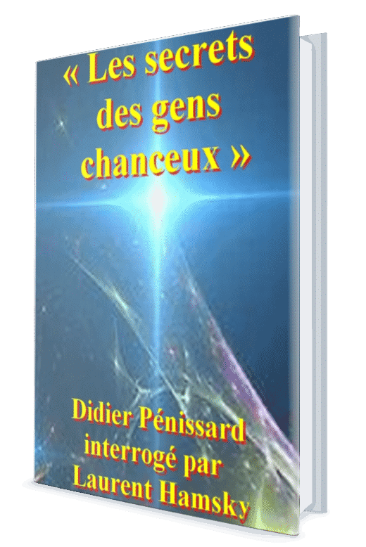L'ouvrage Les secrets des gens chanceux et le fruit d'un enquête minutieuse sur la chance et la malchance dont certains sont dotés