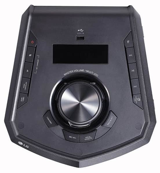Controles LG FJ5