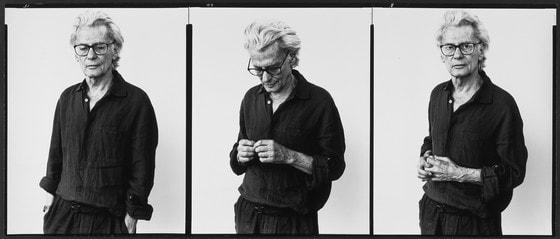 Richard Avedon's Self-Portrait