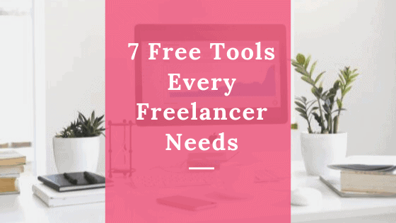 free tools for freelancers