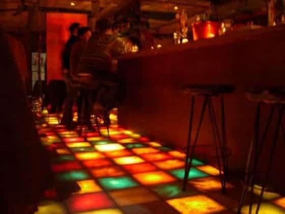 Gavin Brown's bar in Chelsea