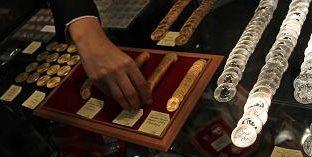 Goldmünzen, Gold kaufen, Händler (Foto: Goldreporter)