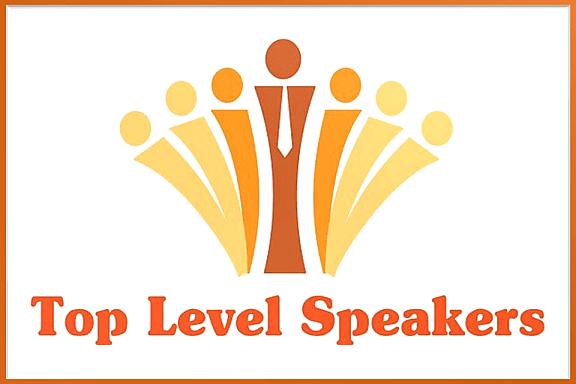 logo for top level speakers