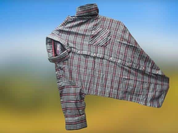 Men's Checks Shirts - Full Sleeves -M